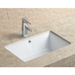 Grolo 55G101 Under Counter Basin 530mm (L) x 340mm (D) x 170mm (H)