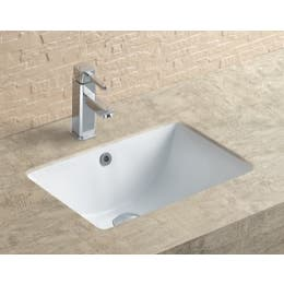 Grolo 55G102 Under Counter Basin 470mm (L) x 350mm (D) x 200mm (H)