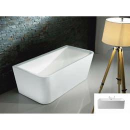 BelBagno Alto Freestanding Bath 1700mm (L) x 750mm (W) x 600mm (H)