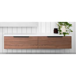 ADP Gino Cassetto Wall Hung 350mm Depth Drawer Unit