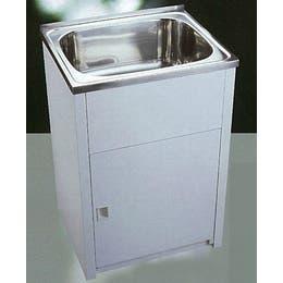 Vizzini B236B 45 Litre Laundry Tub 600mm (L) x 500mm (D) x 872mm (H)