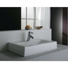 Scoop Wall / Counter Basin 650mm x 415mm x 125mm