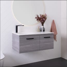 ADP Snow Wall Hung Vanity