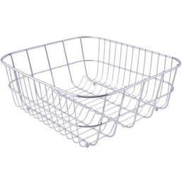 Vizzini Stainless Steel Basket